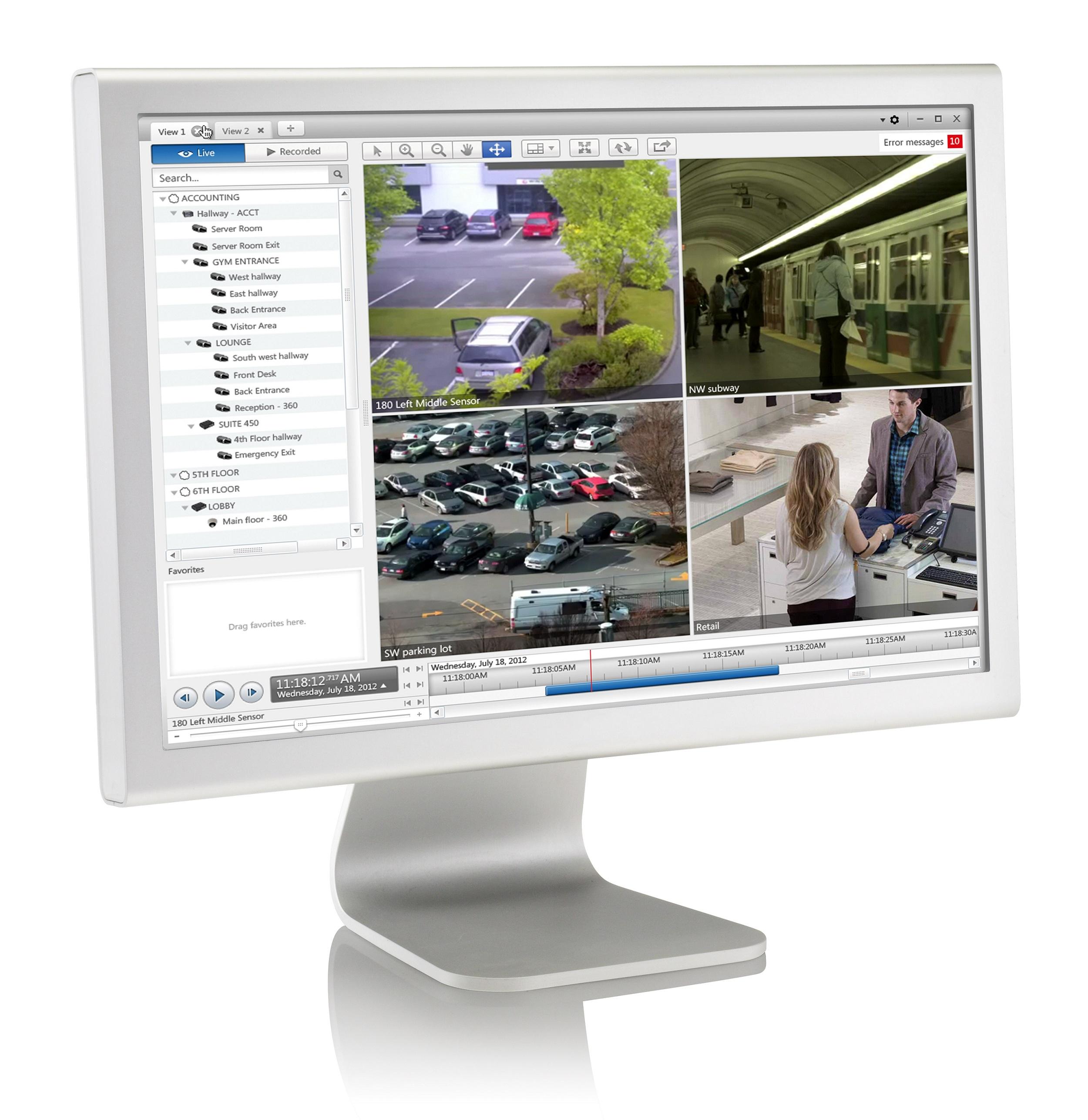 Avigilon ACC 6 HD Network Video Management Software